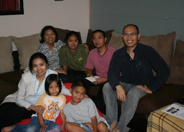 Clarin family with KASAGIP